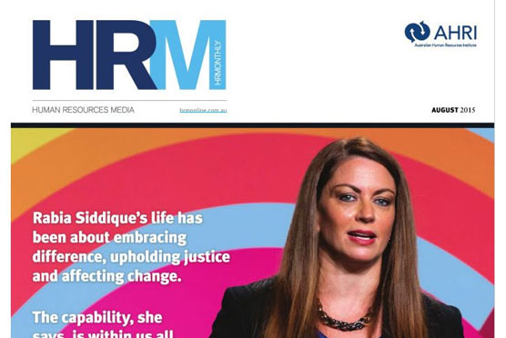 Tanya Titman Consolid8 HRM Magazine Article